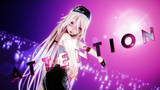 MMD  IA - ATTENTION [4KUHD60FPS]