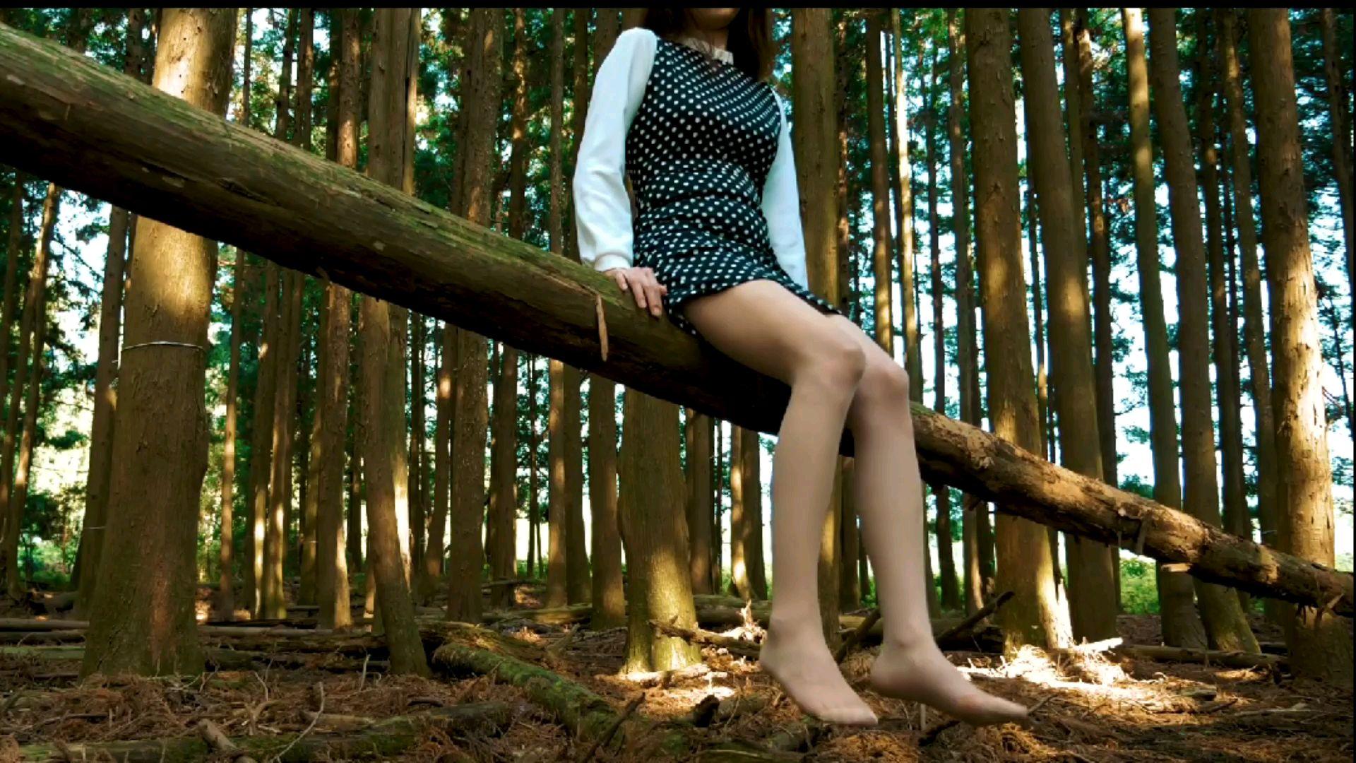 星云摄影:清纯少女,森林精灵