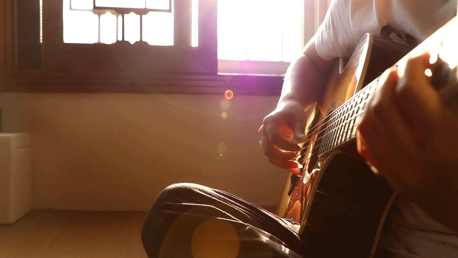 【指弹吉他】未闻花名,这可能是全站最原版的版本了!