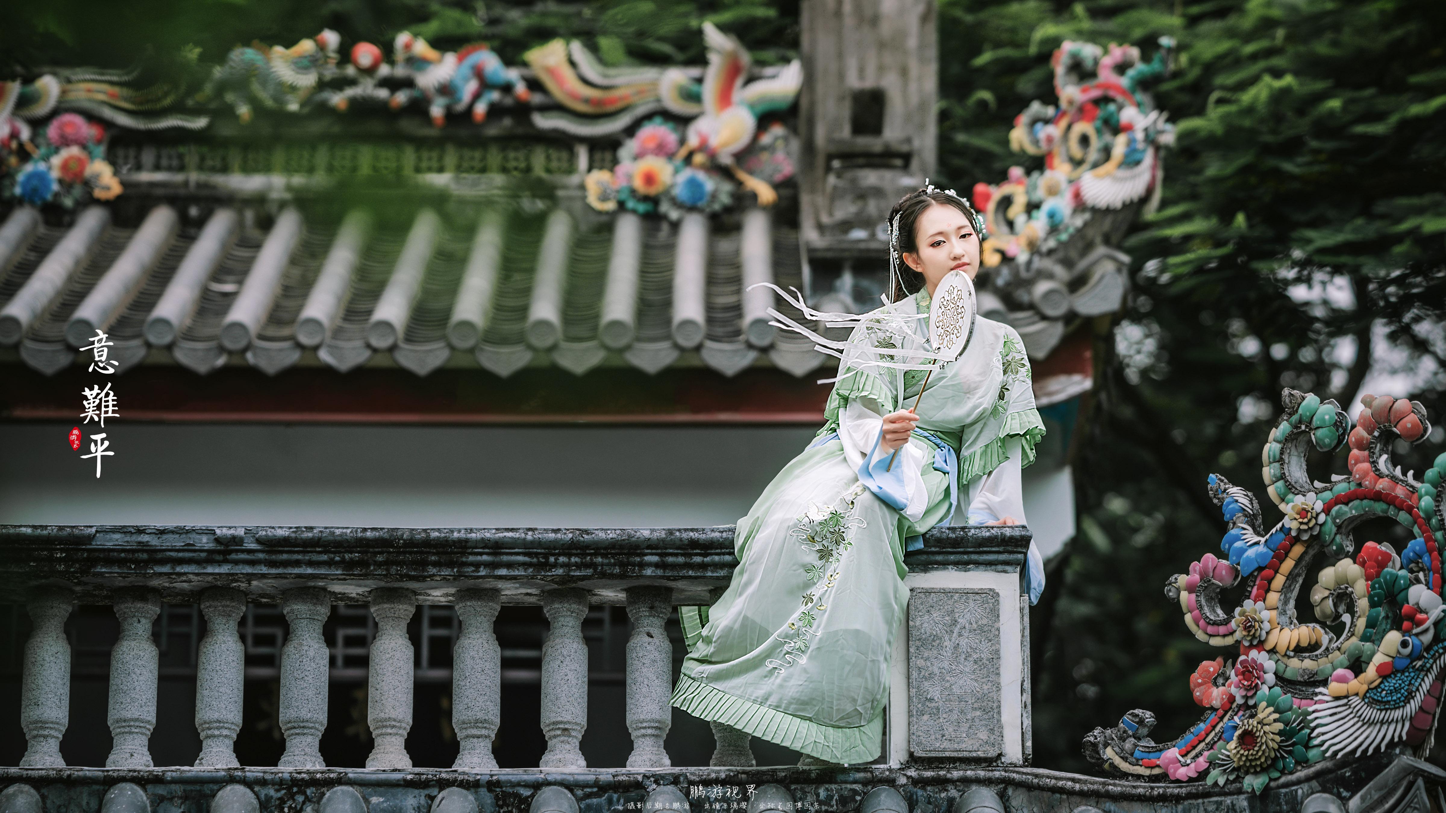 【璃璎】陈情令✿ 意难平 ✿敬天下最好的师姐~试跳翻跳古风舞汉服✿白小白老师版~