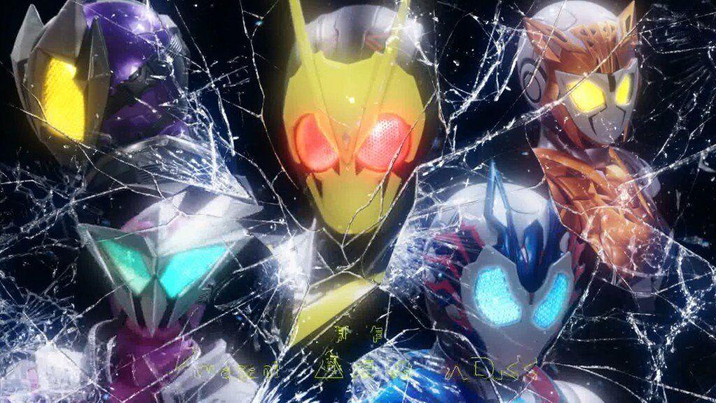 [KRL]假面骑士Zero-One OP