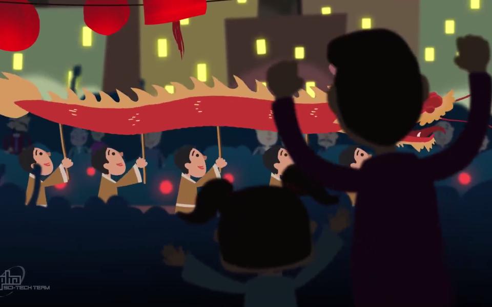 福说——农历新年