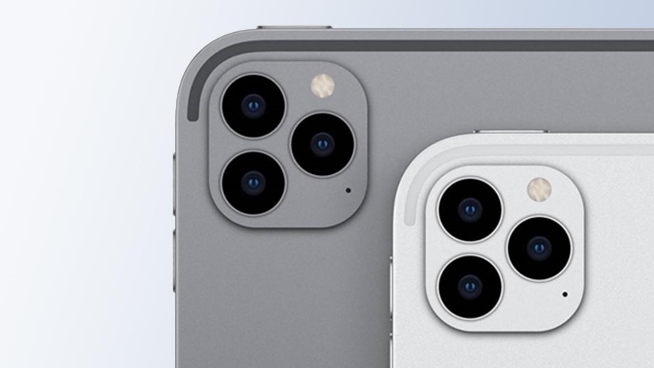 苹果iPad Pro曝光:三月发布,12英寸?