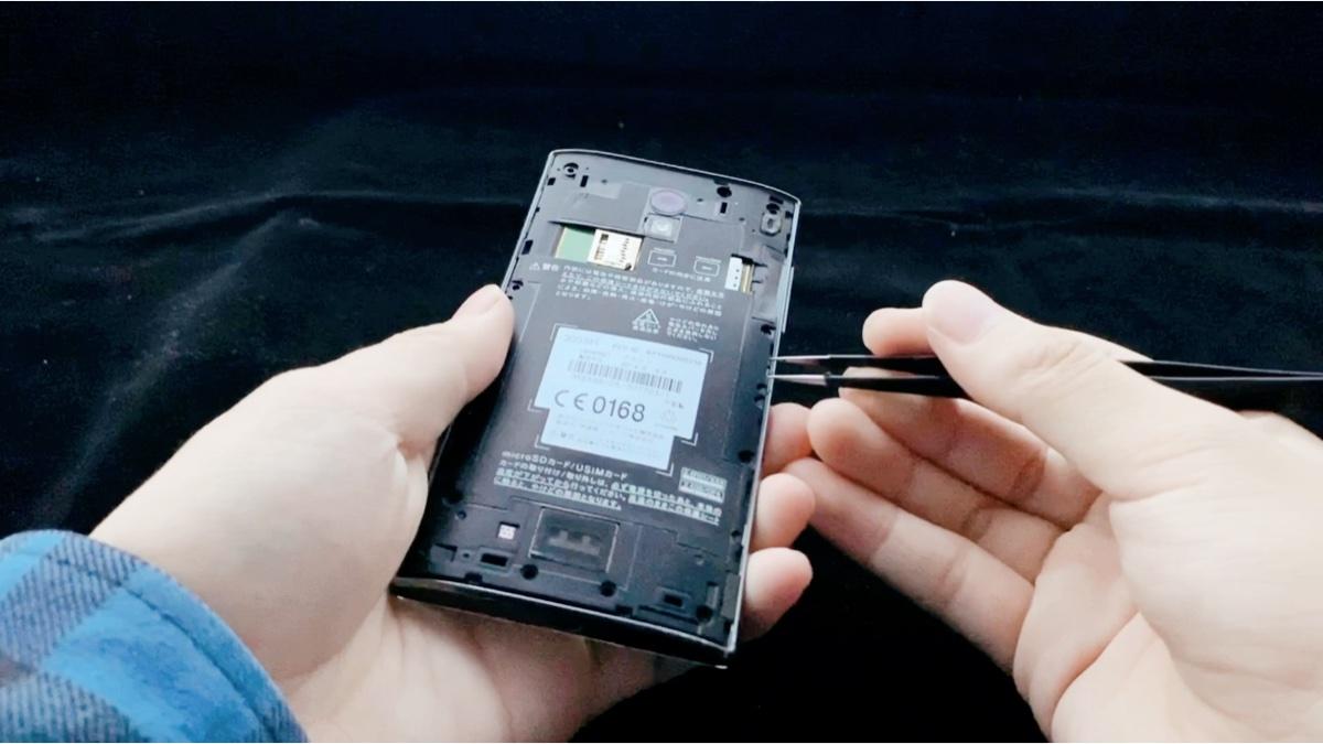 """全世界第一台无边框""""全面屏""""手机的拆解""""液晶之父""""的惊世之作"""