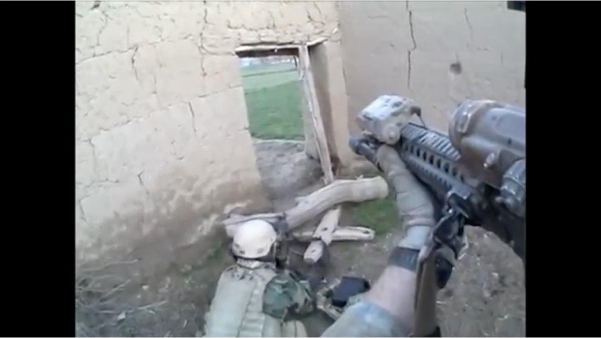 Marsoc战区交火