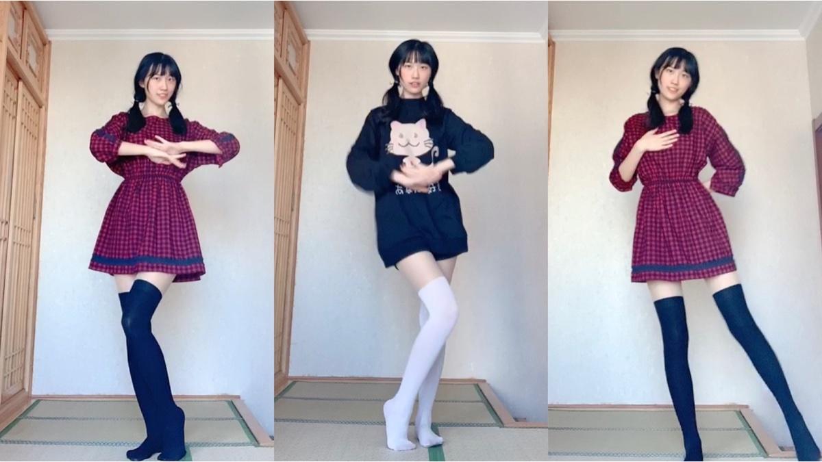 【里亚】彩虹节拍(⁎⁍̴̛ᴗ⁍̴̛⁎)一起来跳舞吧