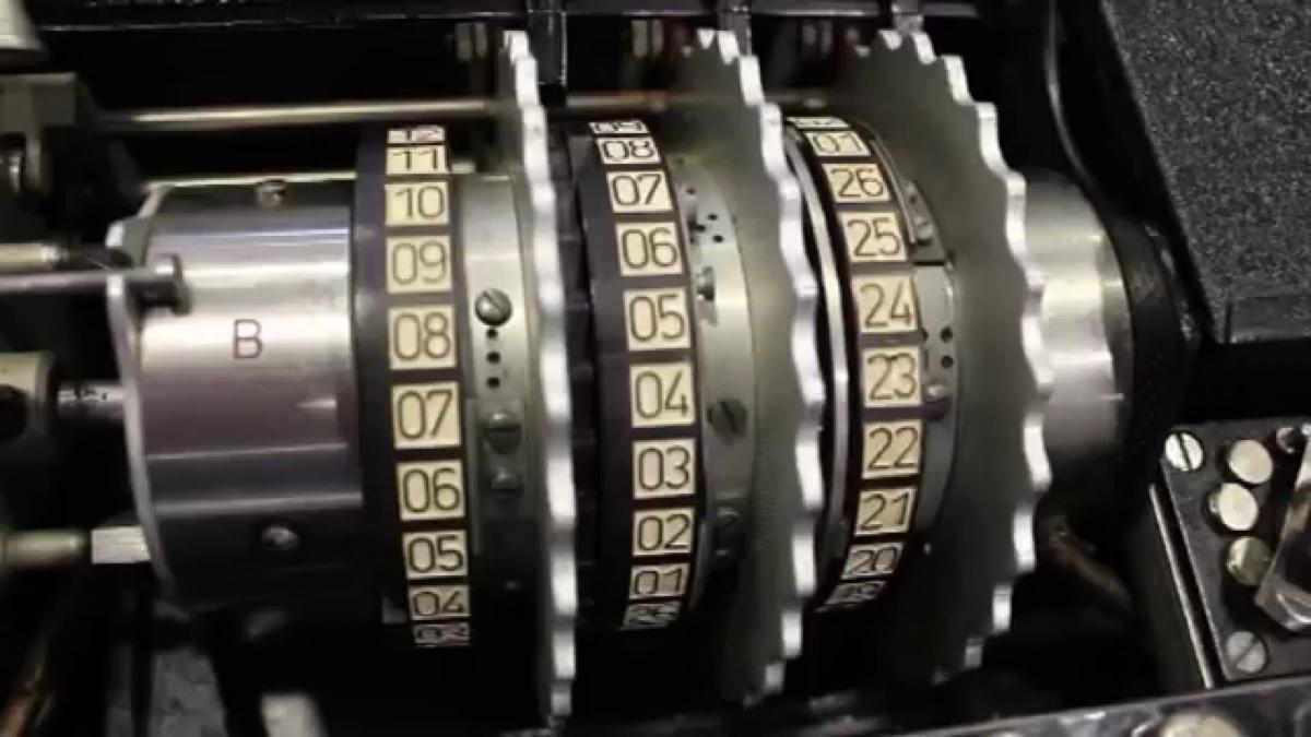 【科普】详解恩尼格玛机的工作原理与密码的破译