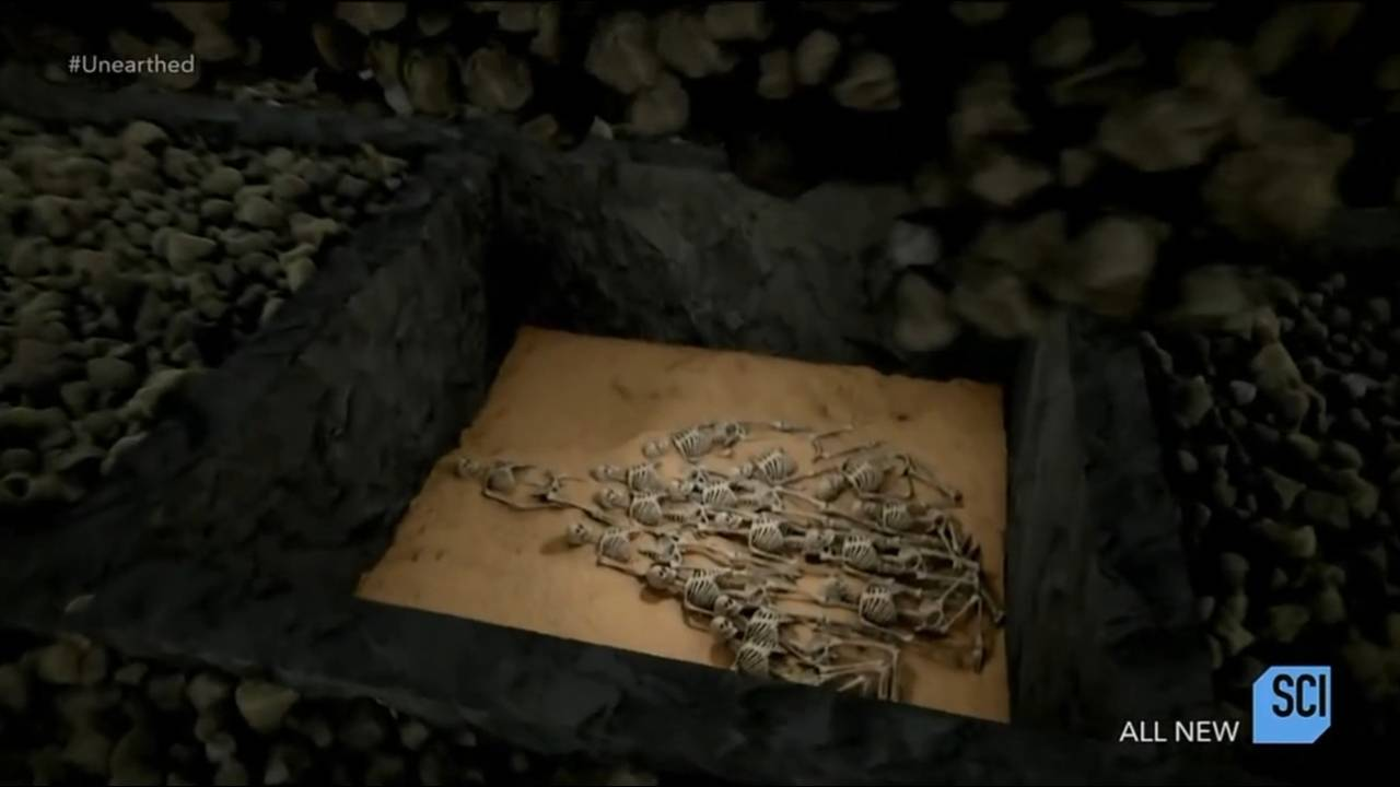 2000多年前的黑暗秘密!解密羽蛇金字塔内隐藏尸骨的秘密!
