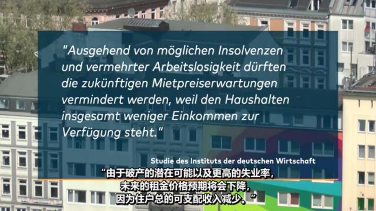 【德语中字】新冠导致德国房价十年来首次下跌