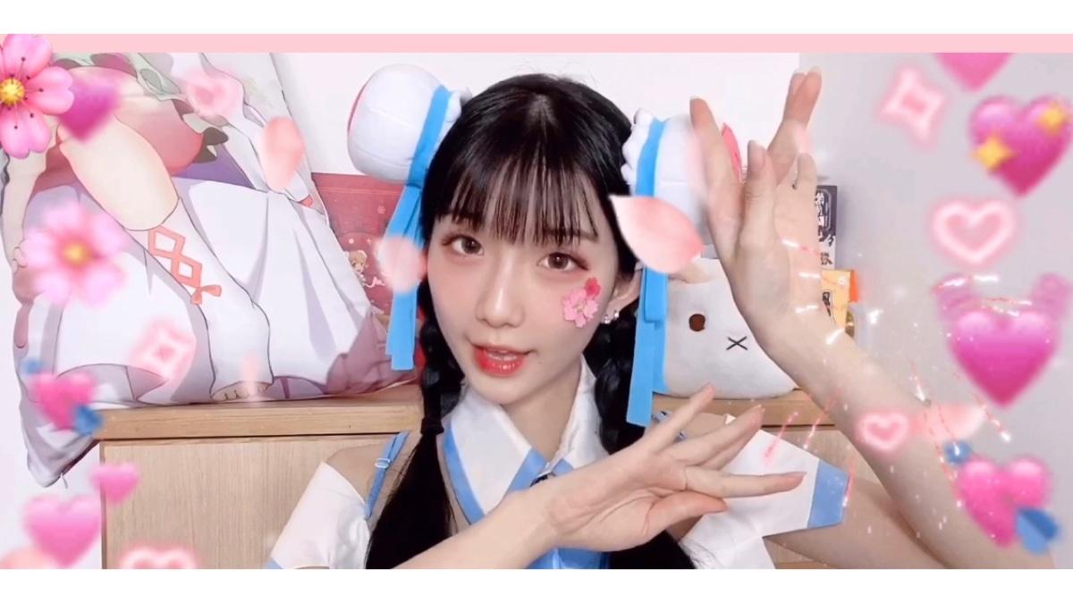 独家【桃花结】命犯桃花之来自樱桃的美妆造型???