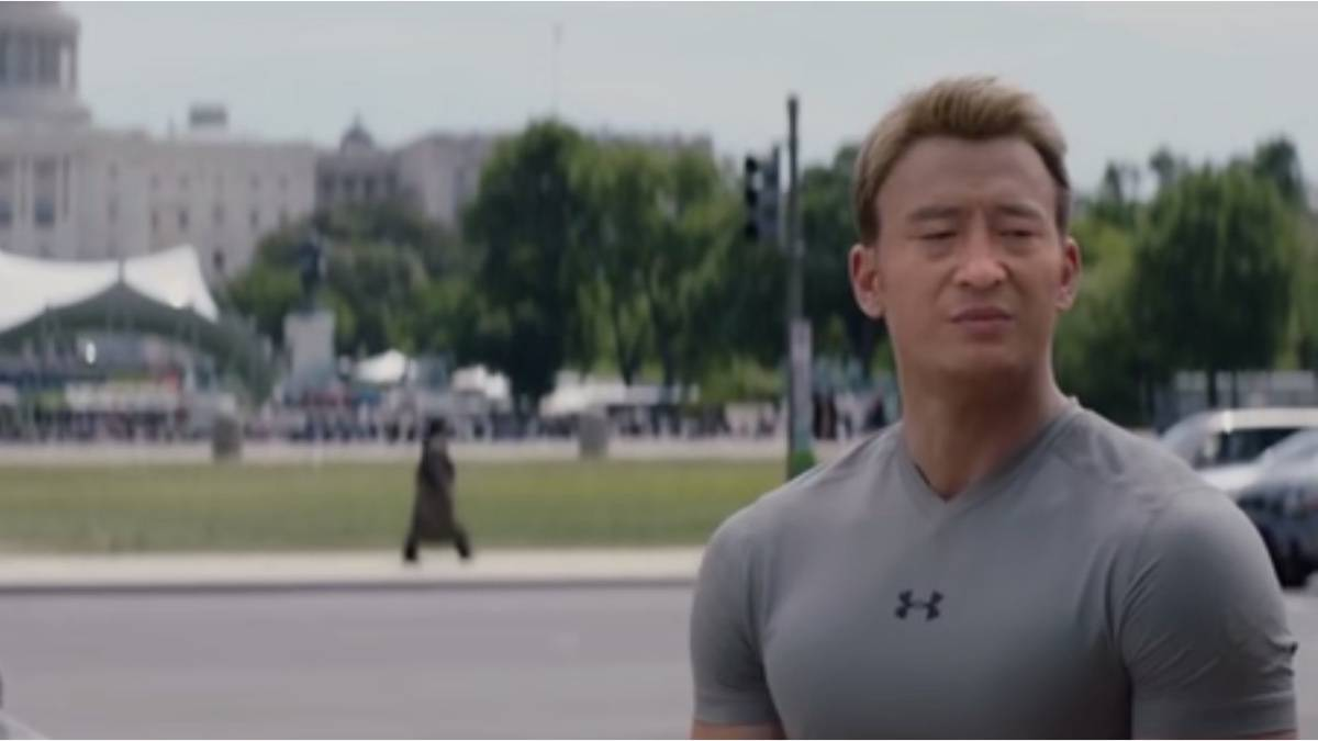 尼古拉斯赵四:老子一人就能演完好莱坞!!