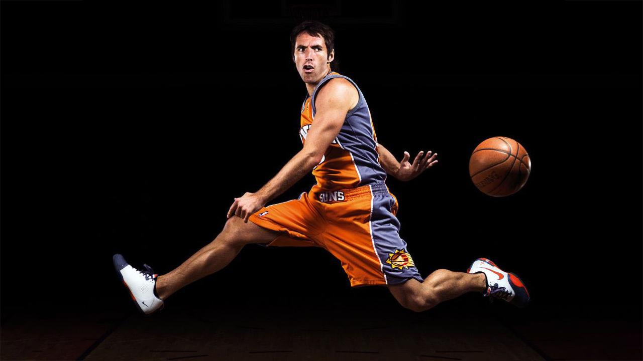 《篮球印象》之纳什 一生无冠又何妨 他是NBA真正的无冕之王