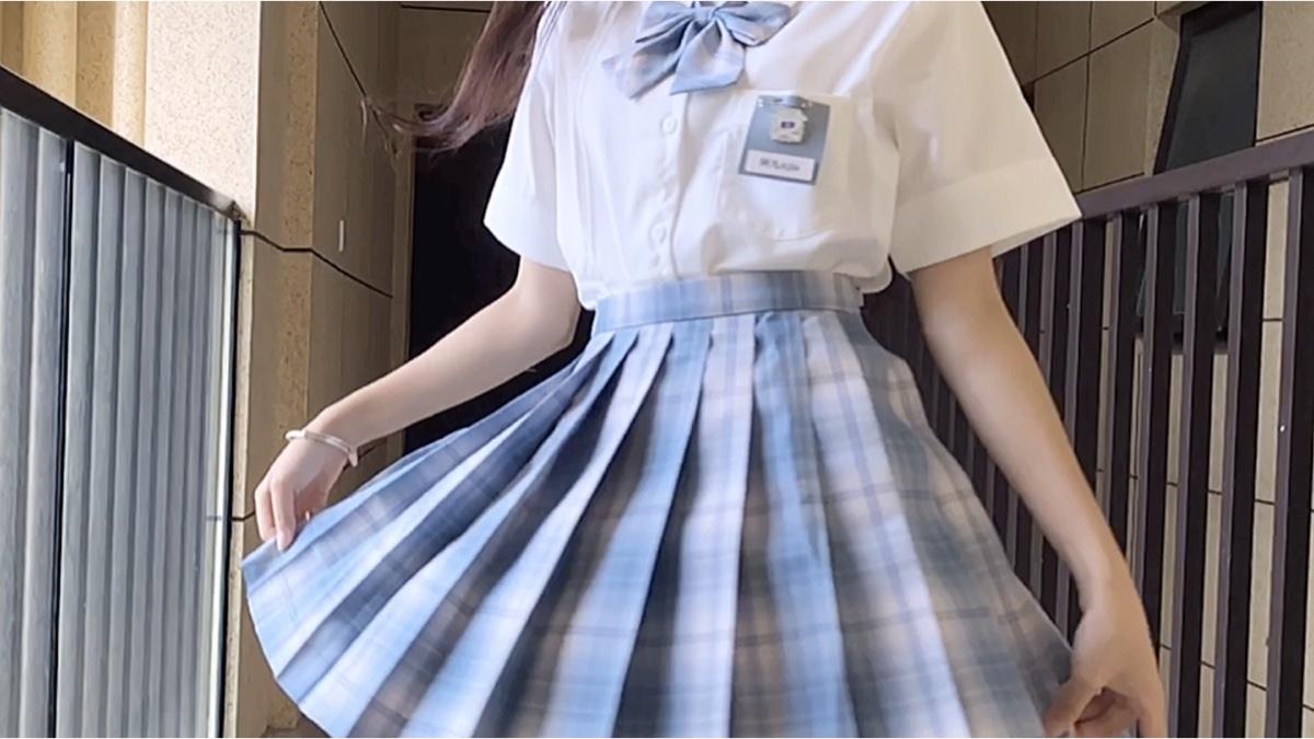 Jk制服「格裙篇」合集