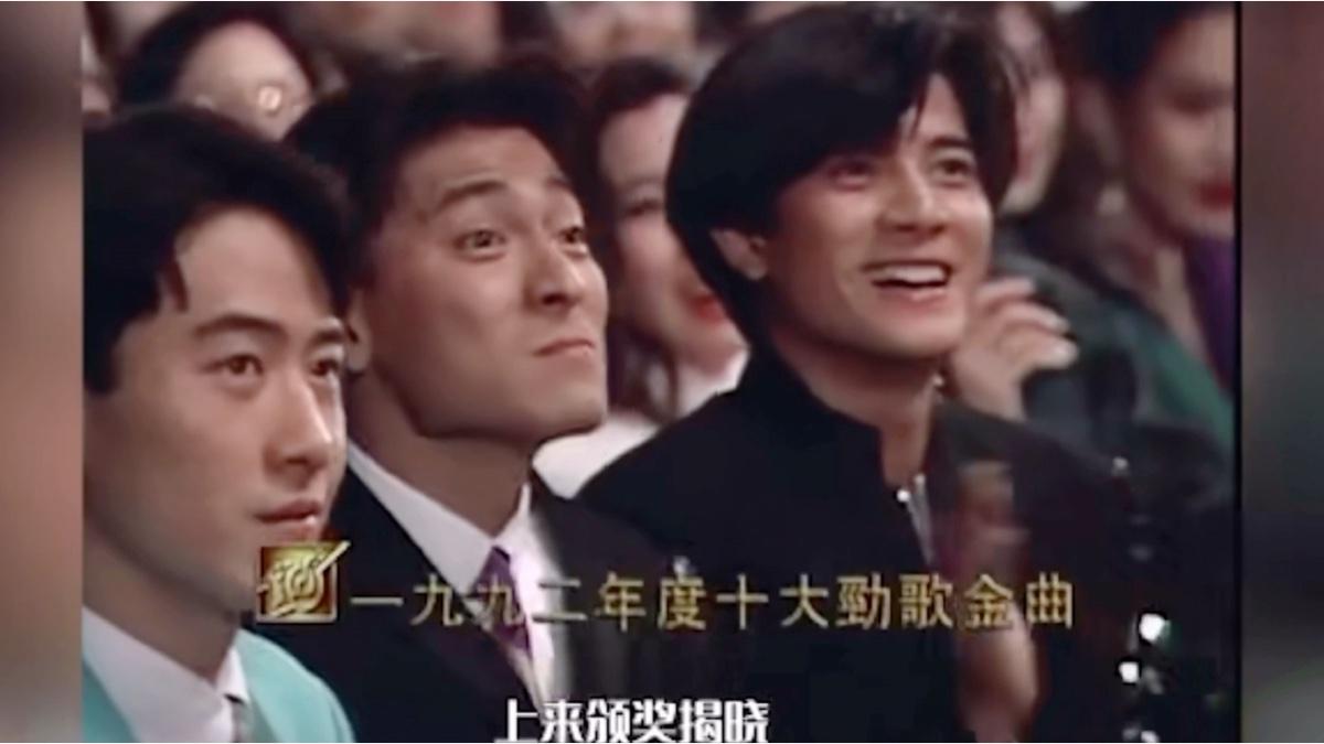 你们港星采访都很有梗噢!香港明星采访时的搞笑互动回答哈哈哈哈哈哈哈哈真实沙雕