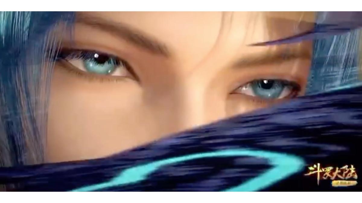 《斗罗大陆》唐三蓝银皇觉醒,颜值逆天