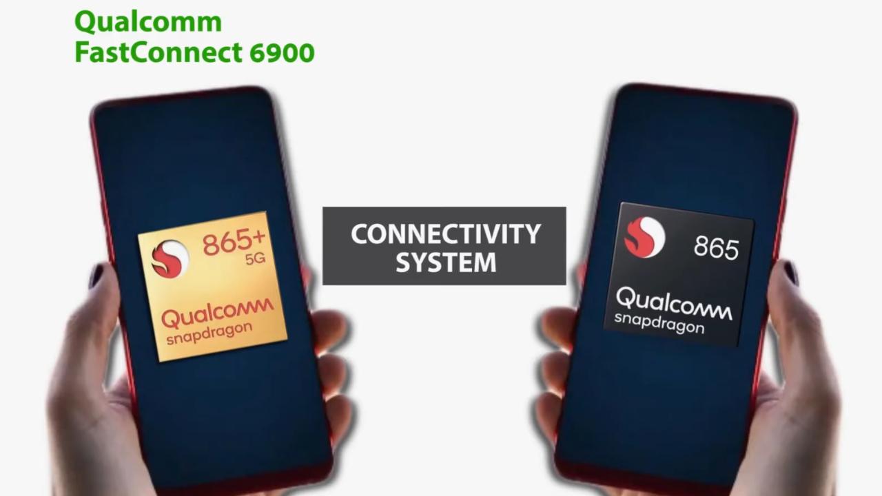 骁龙865+对比麒麟990 5G芯!讲真,这次彻底拉开差距!