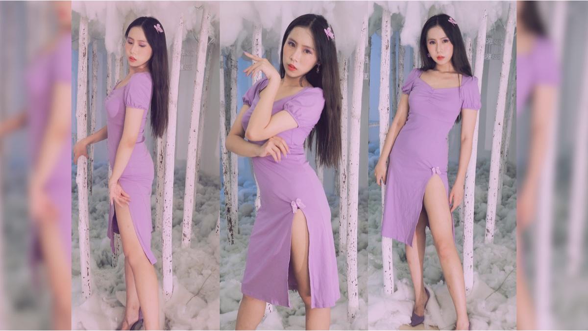 【权子弹儿】宣美-紫光夜pporappippam 翻跳 一起乘上菠萝冰棒末班车