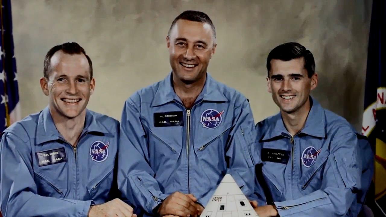 盲目推进让阿波罗1号付出惨痛代价!未出征祸先行的阿波罗1号!