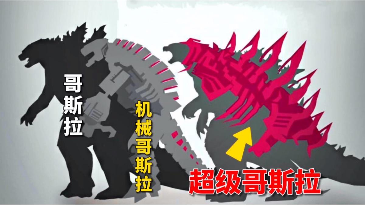 哥斯拉大战金刚,超级哥斯拉登场,新泰坦巨兽羽蛇神玛雅蝙蝠神出场