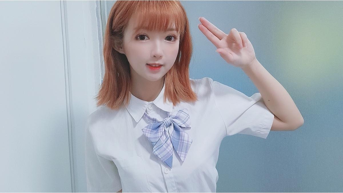 【小裙裙挑战】可爱的jk小姐姐
