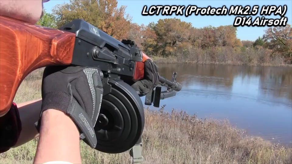【武器展示】国外wg枪械