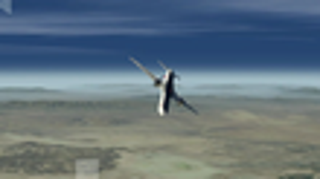 aerofly FS 2020波音7770-300er 空中翻转