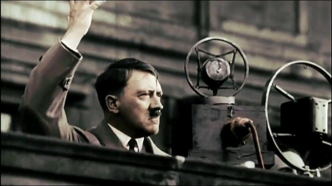 天启:希特勒的崛起【上】威胁