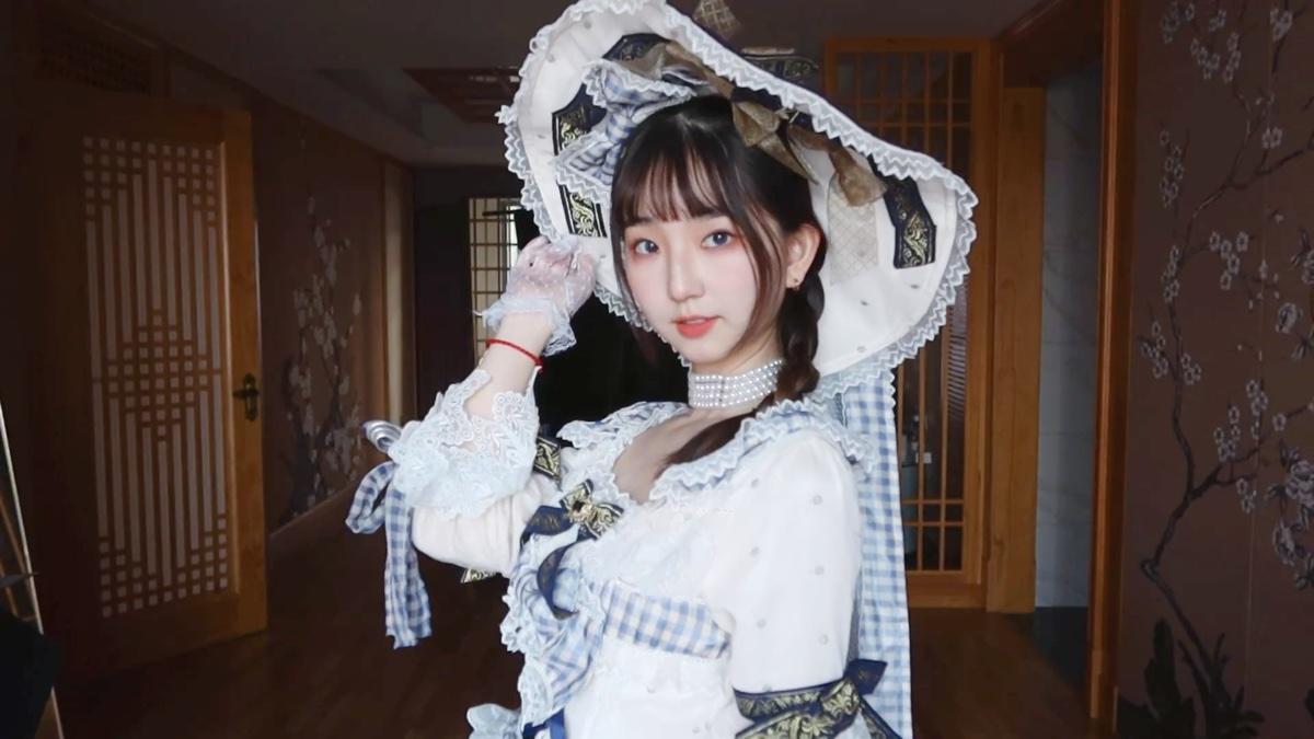 【lolita开箱】进来看贵妇喝茶