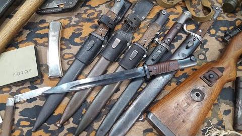 毛子收藏的二战军品(二)