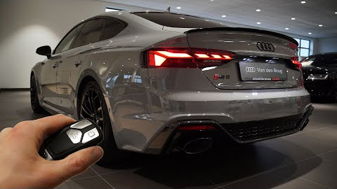 2021 奥迪 RS5 Sportback(450hp)|到店体验
