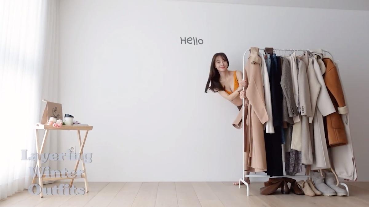 韩风衣服评测