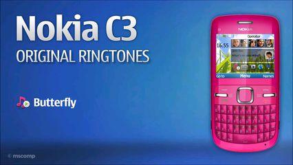 诺基亚C3手机来电铃声
