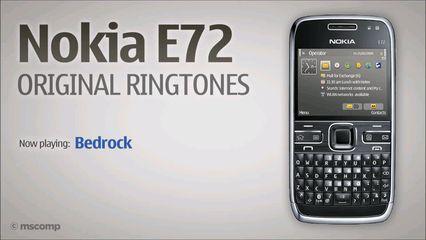 诺基亚E72手机来电铃声