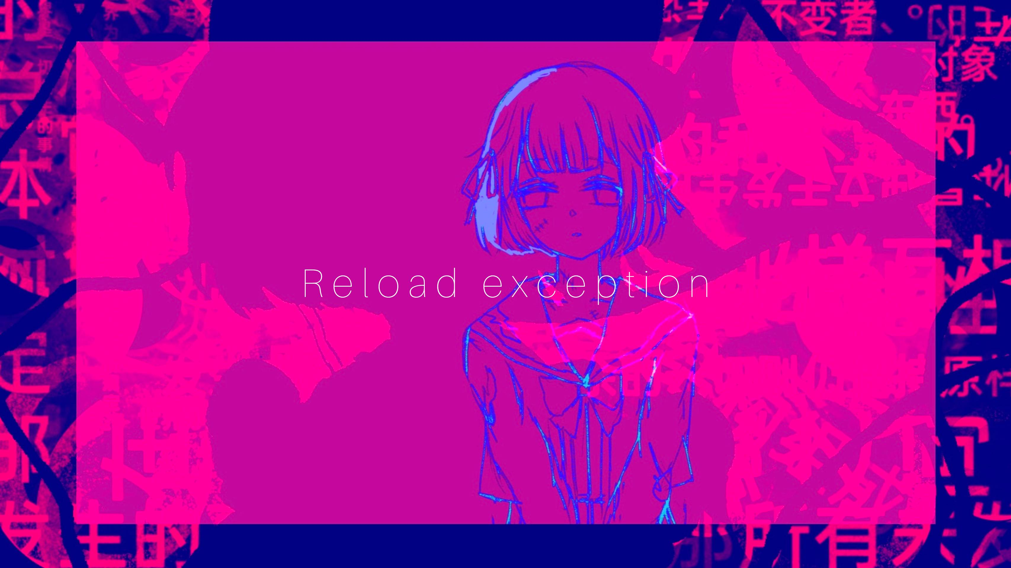 Reload exception