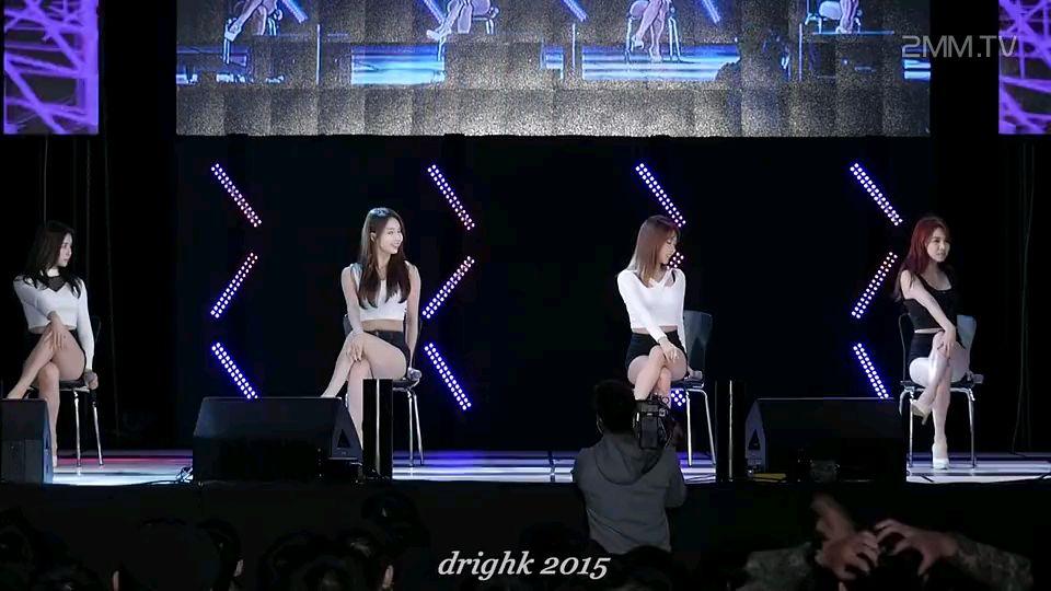 韩国女团饭拍视频