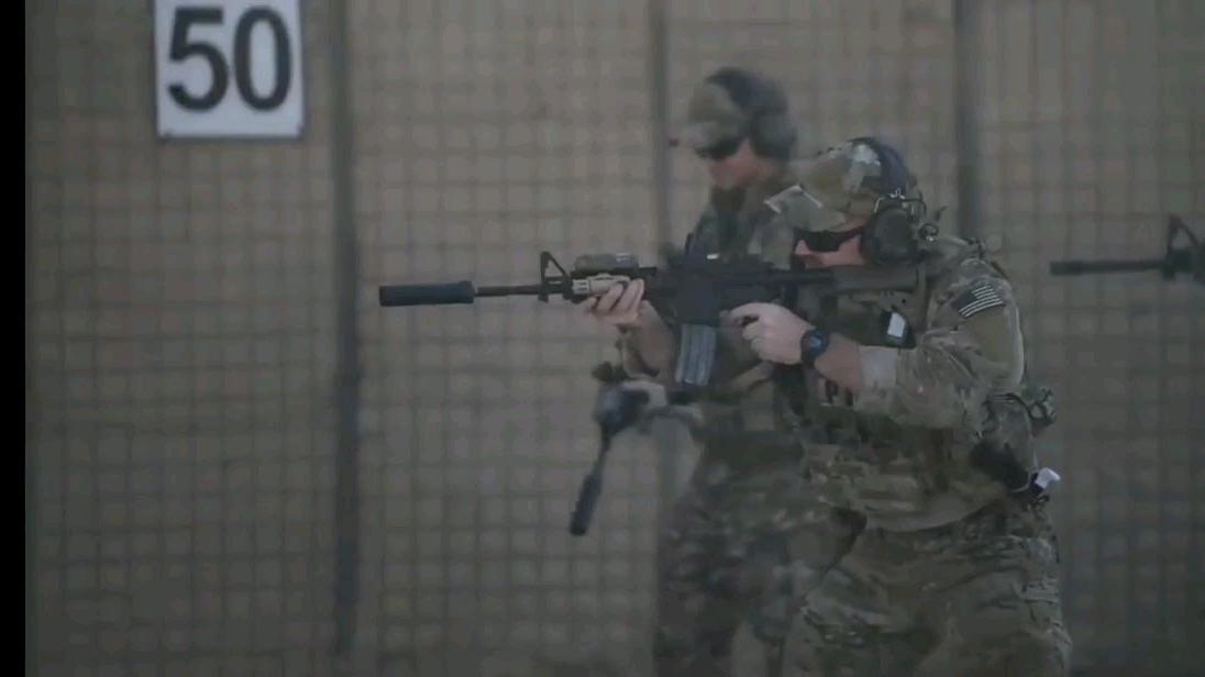美国空军特种部队训练作战营救演习装备酷到没朋友!