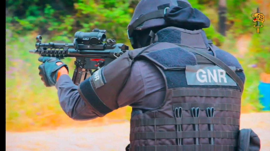 葡萄牙共和国国民卫队特种部队