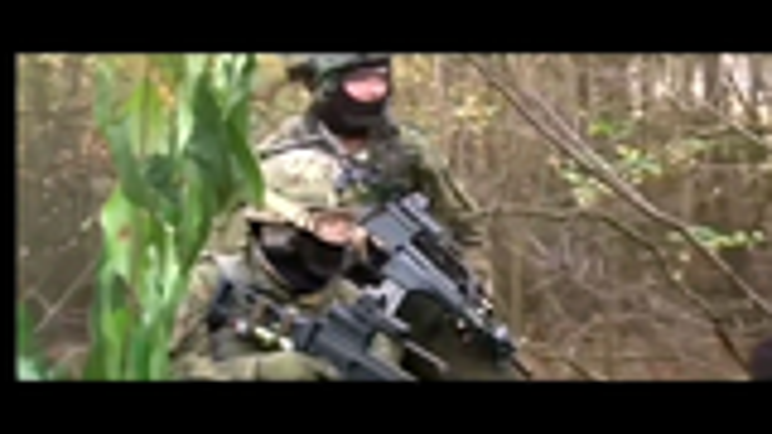 德国边防警察第九大队