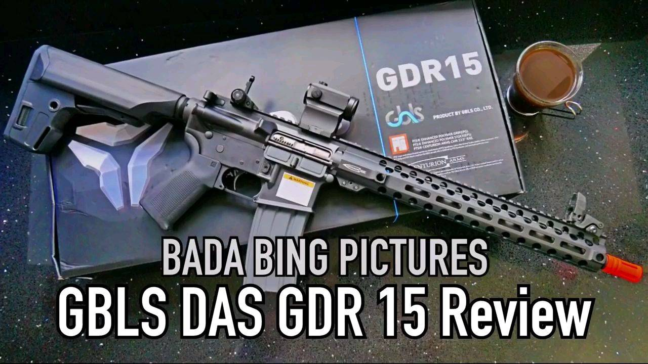 油管搬运|GBLS DAS GDR15 Review