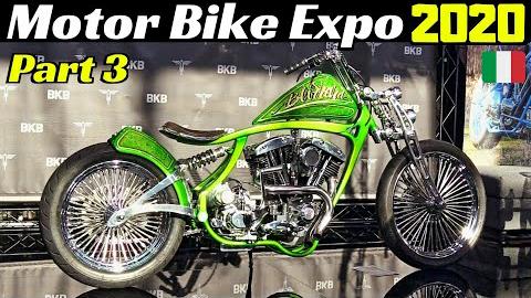 2020年摩托车博览会(Motor Bike Expo 2020)Part 3