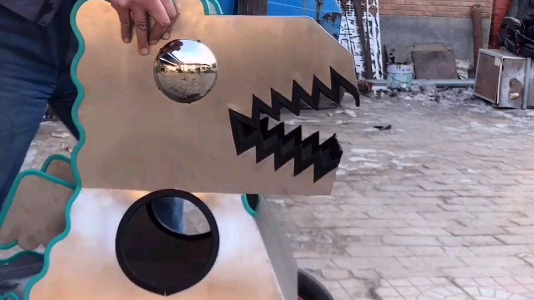 儿童恐龙装甲