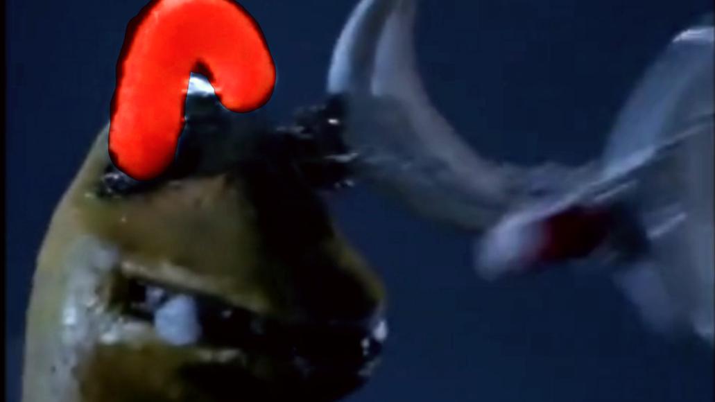 【泰罗奥特曼】蠢萌怪兽娘竟被扯断头角,还来了月 经,血如泉涌