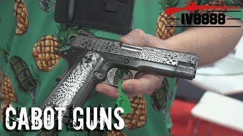SHOT SHOW 2020: Cabot Guns新产品