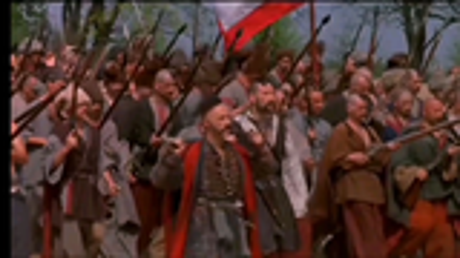 扎波罗热哥萨克大战玻璃翼骑兵