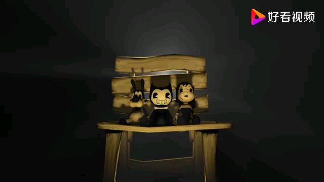 《班迪与油印机》游戏MV
