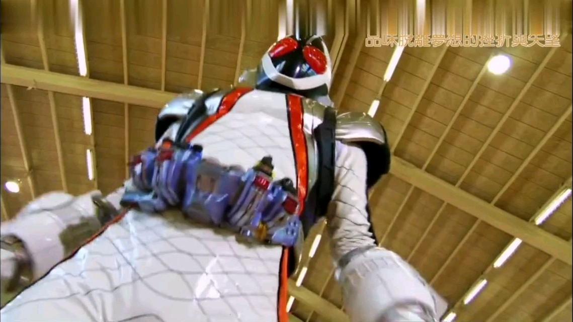 假面骑士Fourze 如月玄太郎 大结局片段剪辑,宇宙来了~~~
