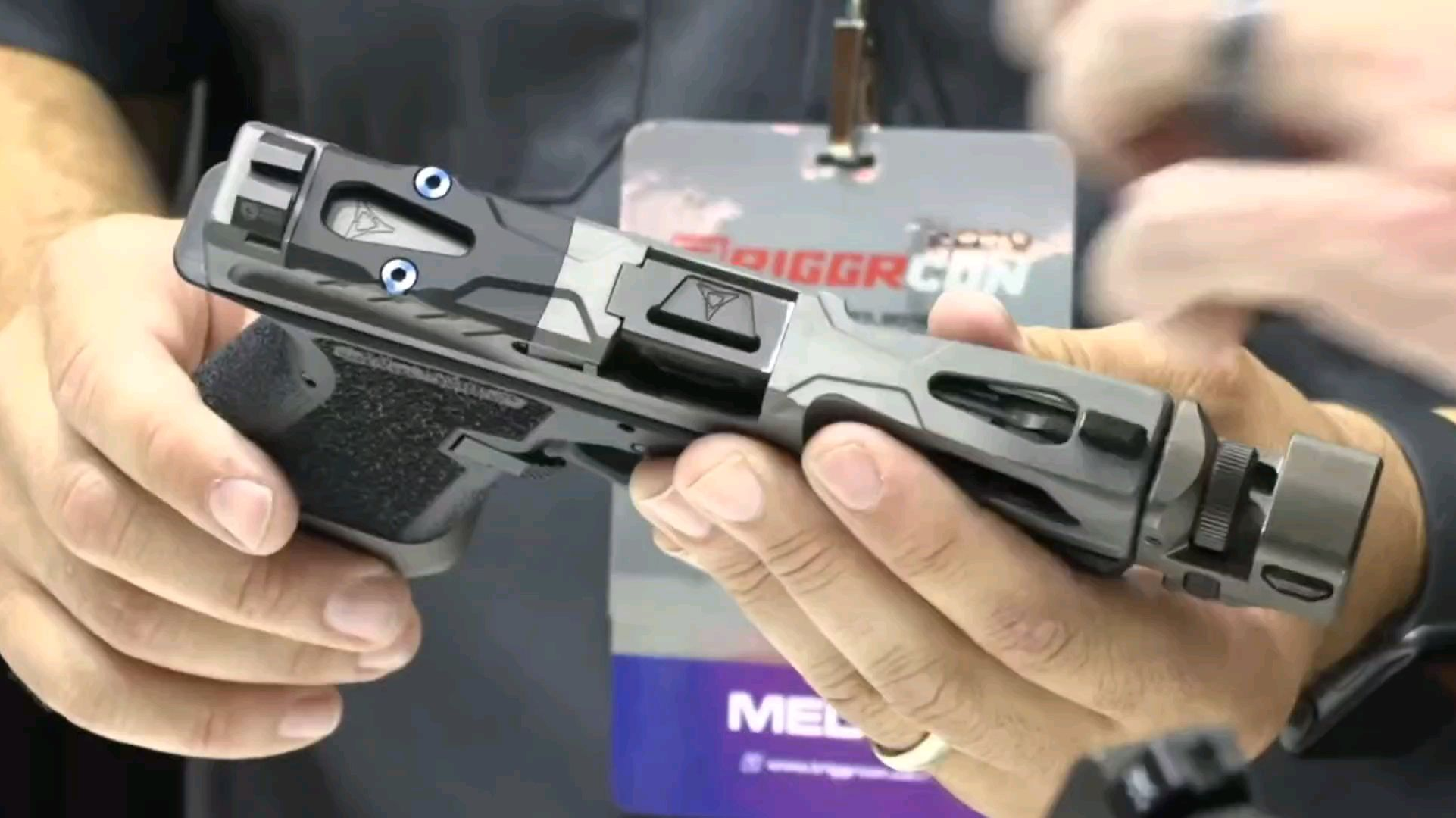 [Triggrcon 2019] Awesome Glock Slides and mag exte