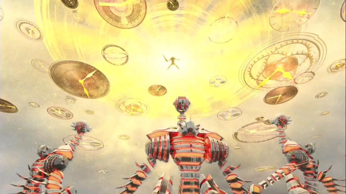 假面骑士Zi-O剧场版 银月字幕-平成主骑们用最终形态!