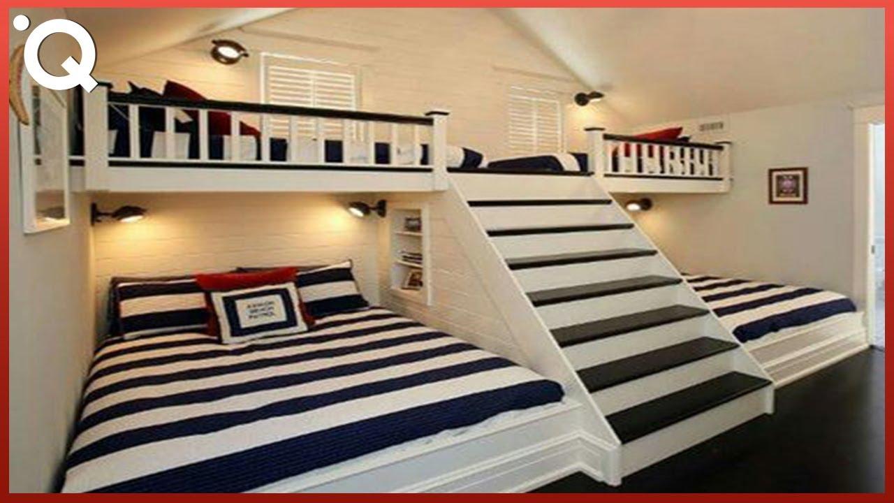 隐藏式创意家居,省空间又美观,设计简直绝了 6