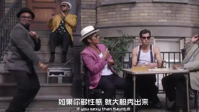 【经典英文歌曲】: uptown funk